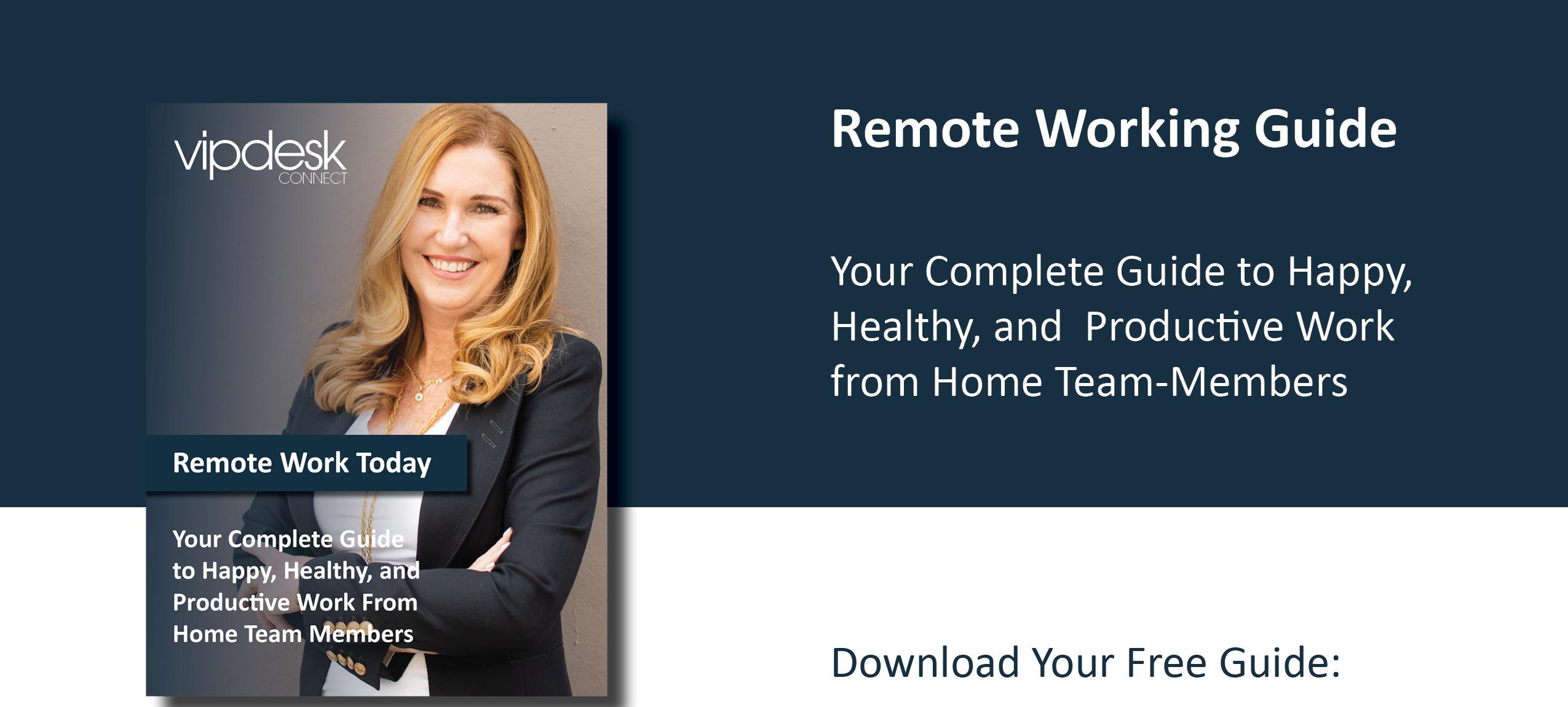 Remote Workforce Guide LP Hero